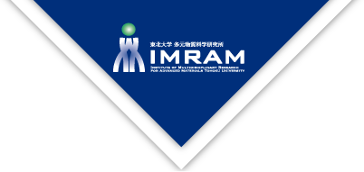 Institute of Multidisciplinary Research for Advanced Materials Tohoku University