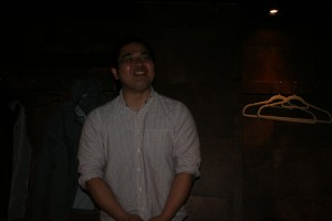今年度から助教授に就任されました、小関先生!
