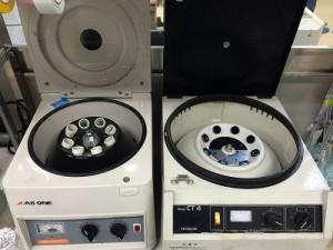 s-centrifugation
